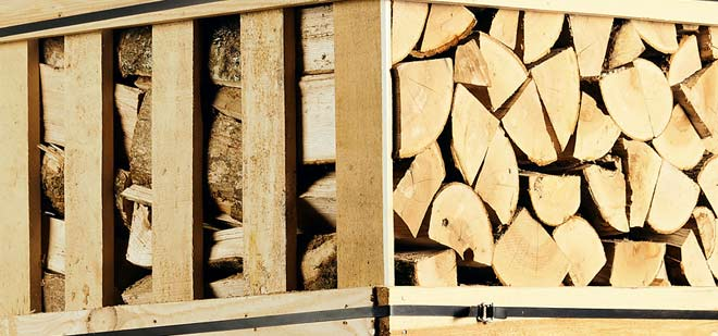 Suffolk Firewood Delivery